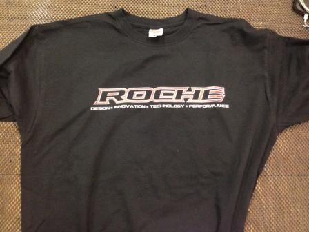 Roche Branded T-shirt X-Large